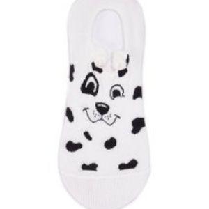 Dalmatian Ankle Sock
